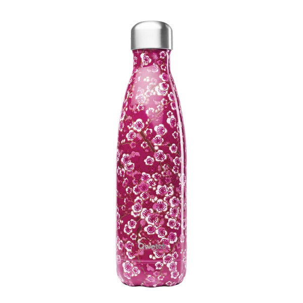 Bouteille isotherme Flowers Rose 500ml