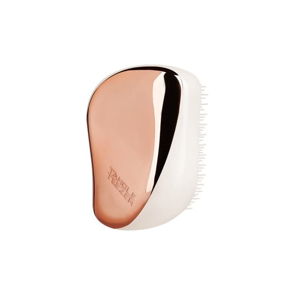 Brosse à cheveux pocket Compact Styler - Rose Gold Cream