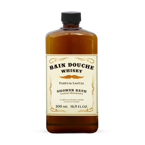 Gel douche Whisky