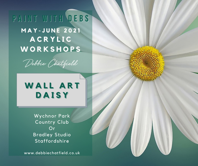 Art Workshops this Spring and Summer in Staffordshire - Available to Book Soon!