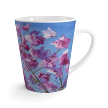 Load image into Gallery viewer, Cherry Blossom Latte Mug