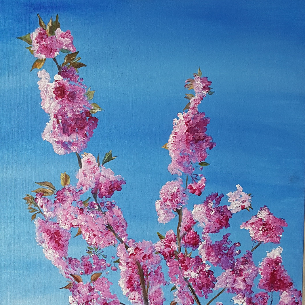 01 Cherry Blossom - Original