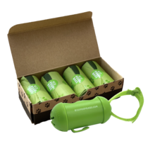 Eco Poop Bags - Single Order (No Dispenser)