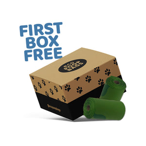 🚀 PRE-ORDER 🚀 Eco Poop Bags - First Box FREE