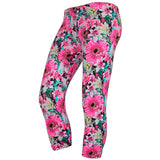 Malla pirata estampado pink flowers