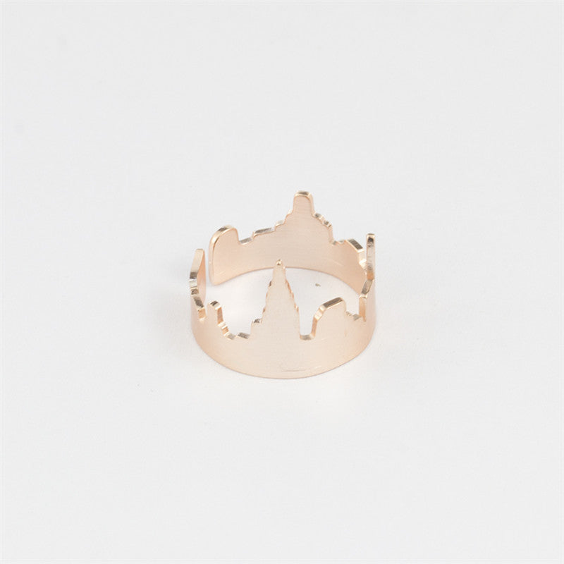 Anillo ajustable  New York skyline