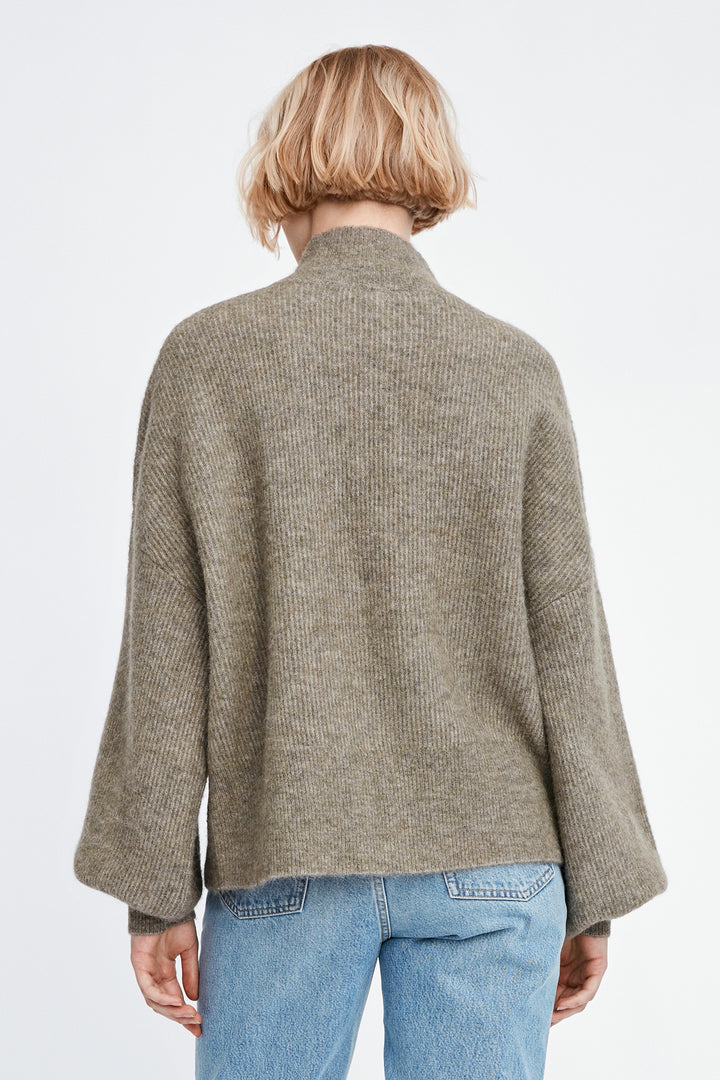 Won Hundred Women Blakely Knit Knitwear Major Brown