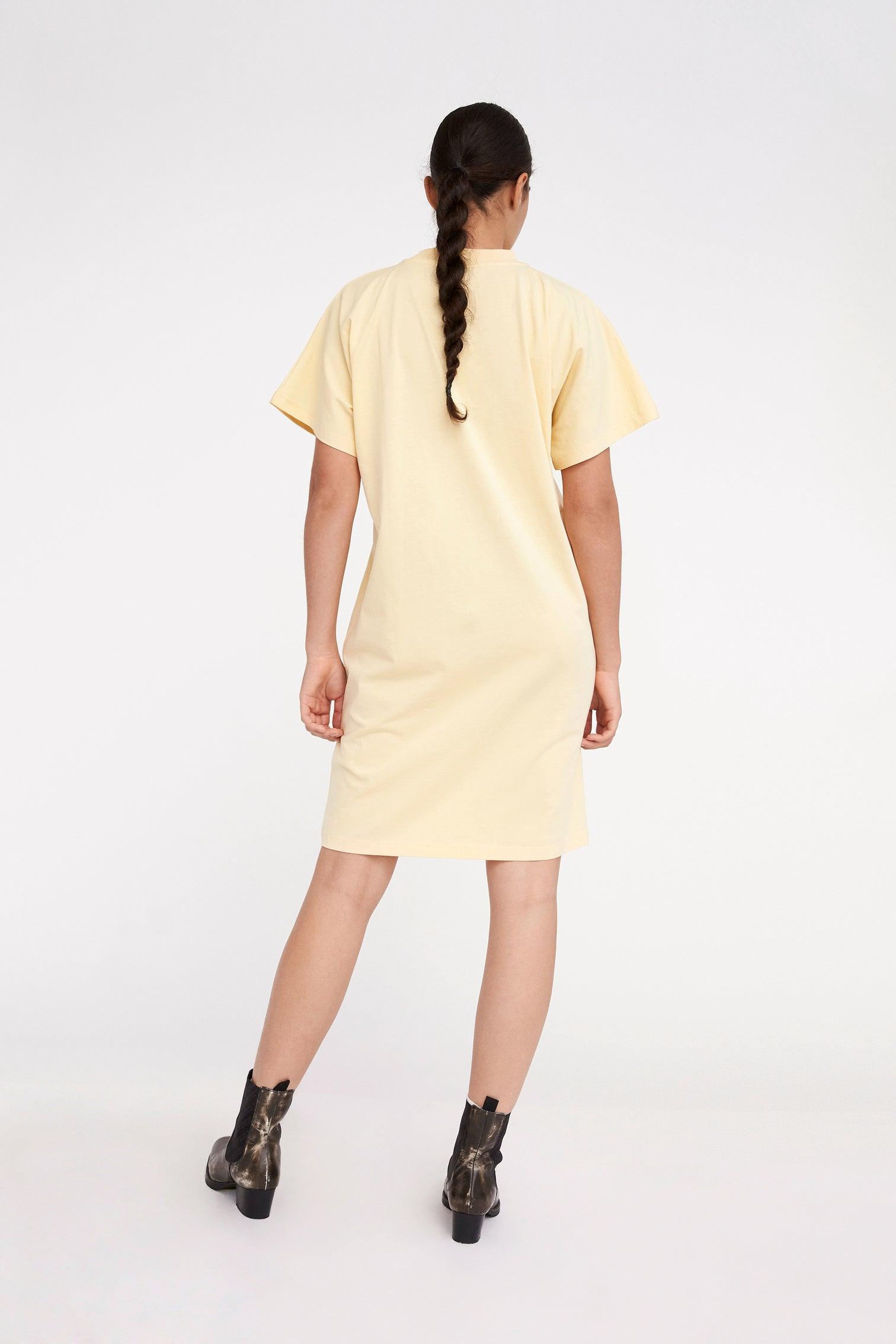 Won Hundred Women Brooklyn Dress Dress Banana Crepe