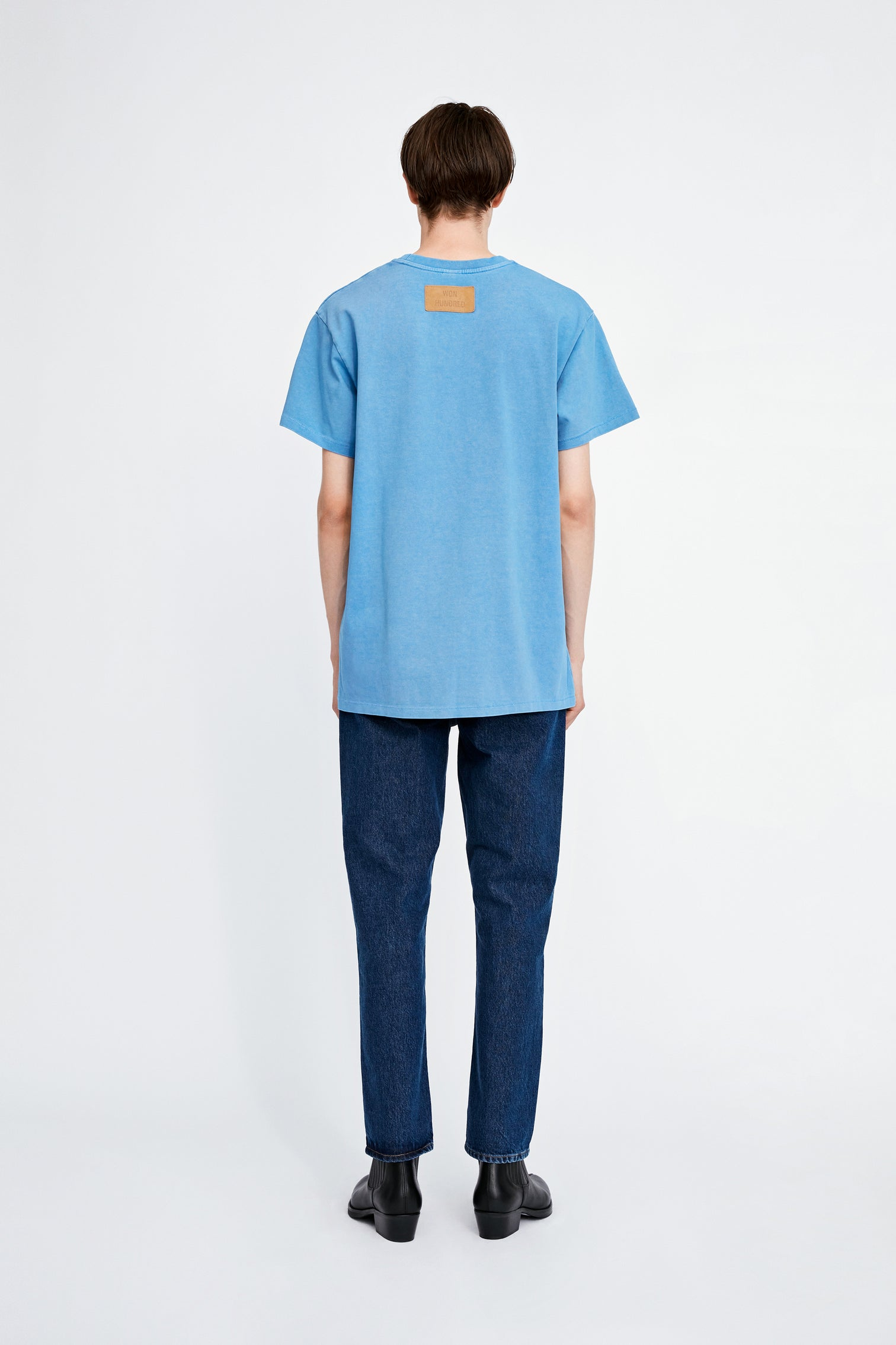 Won Hundred Men Kim T-shirt T-shirt Riviera