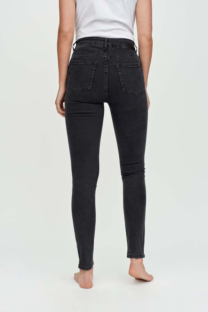 Won Hundred Women Marilyn B Jeans Jeans Charcoal