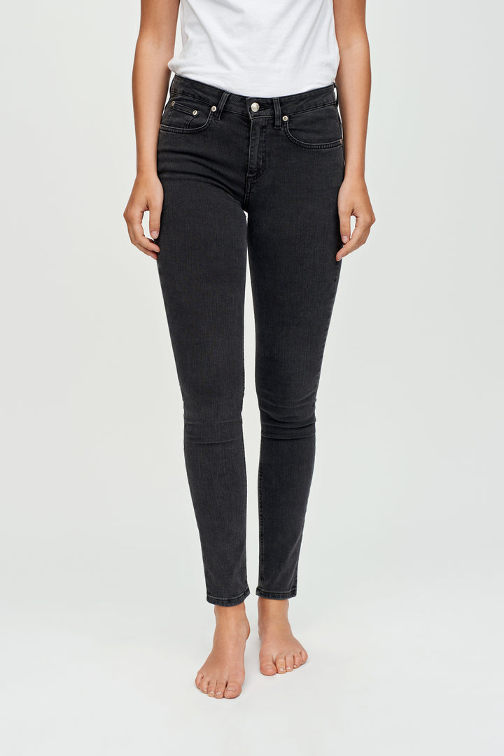 Won Hundred Women Patti B Jeans Jeans Charcoal