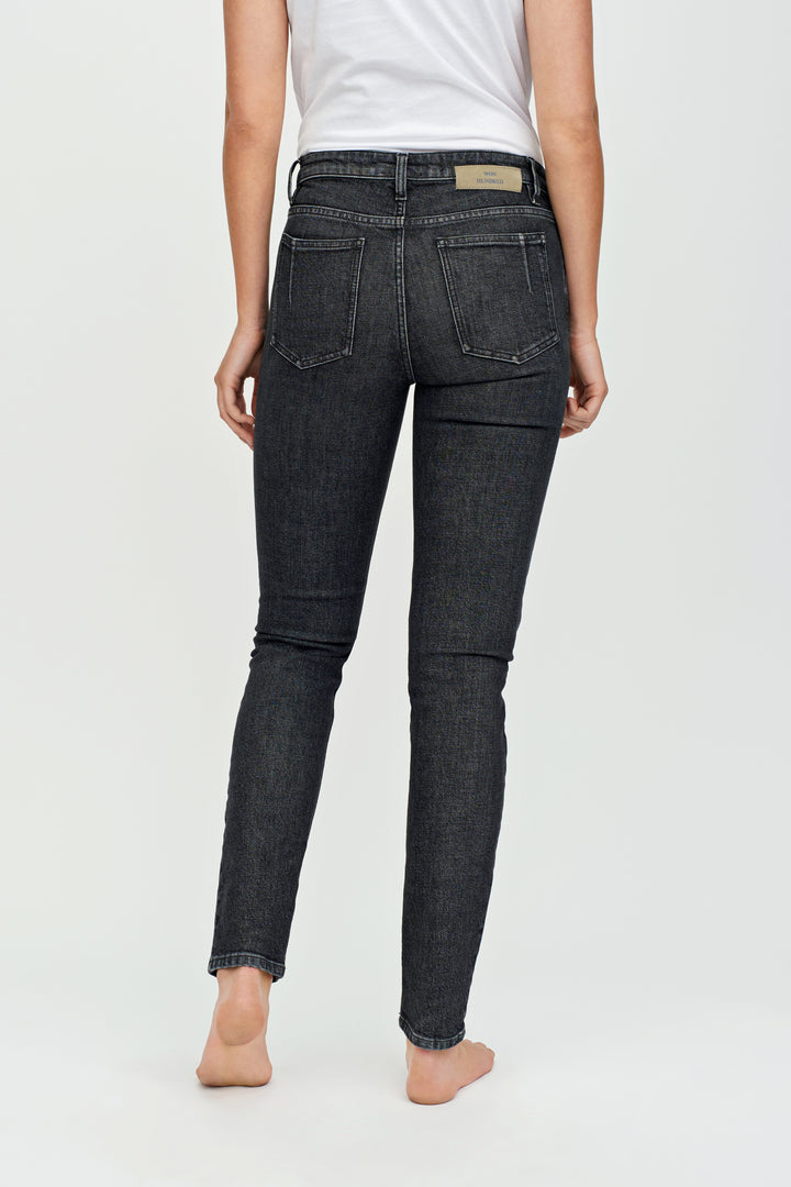 Won Hundred Women Patti B Jeans Jeans Mad Black 4