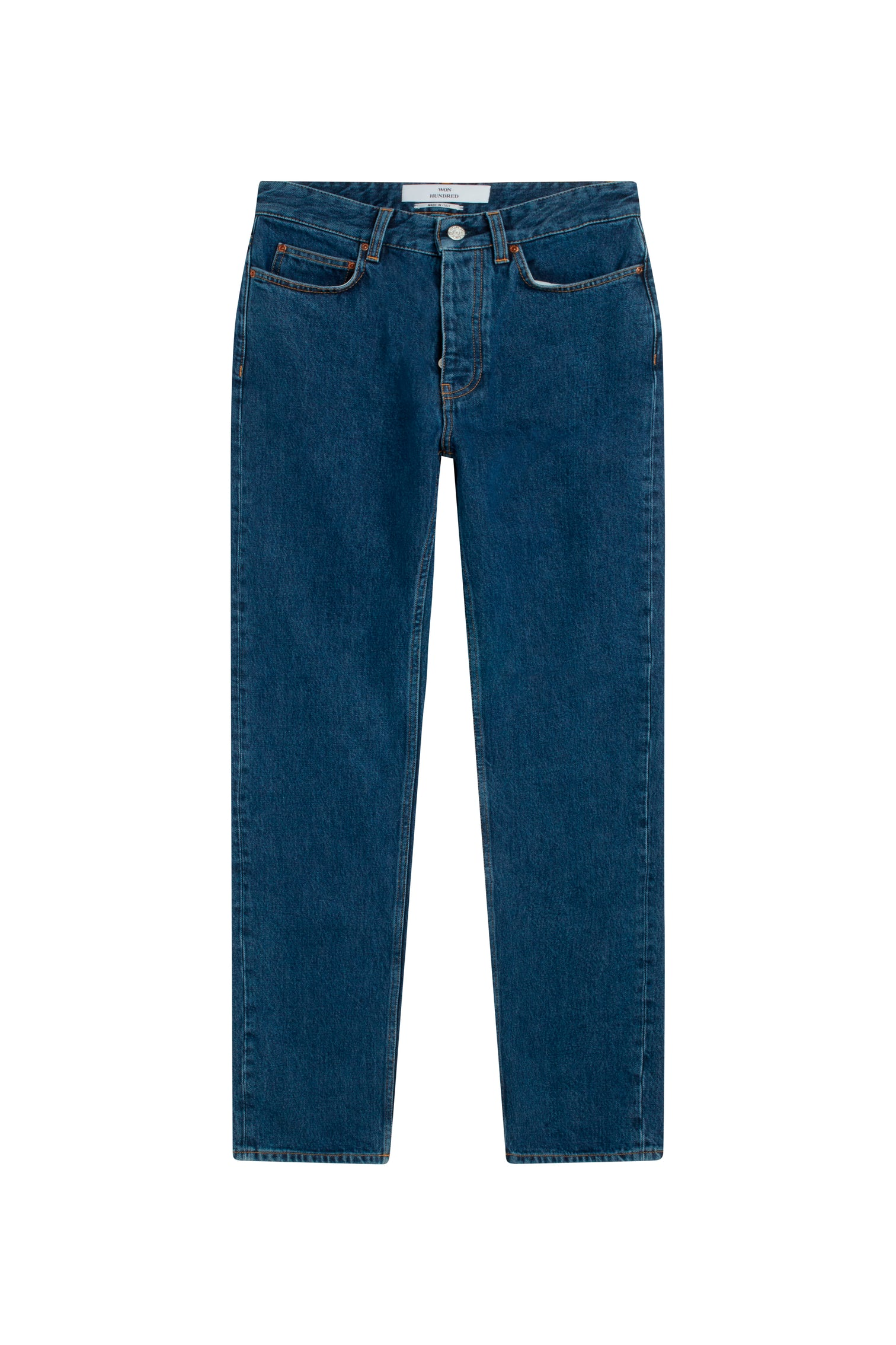 Won Hundred Women Pearl Jeans Jeans Stone Blue