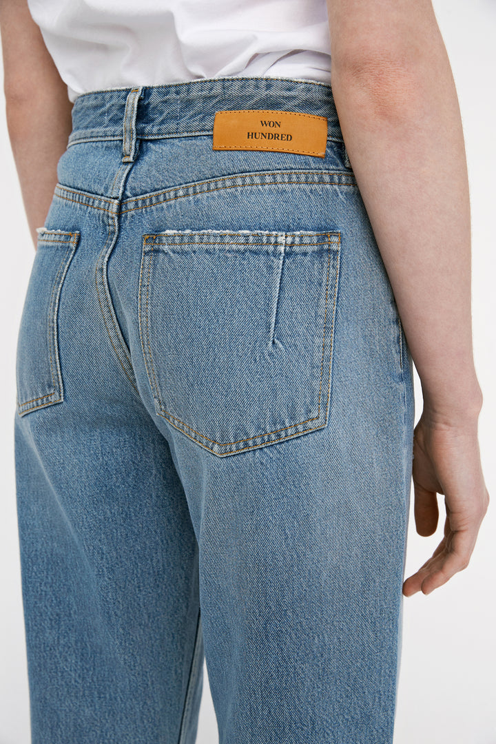 Won Hundred Women Pearl Jeans Jeans Wash Four