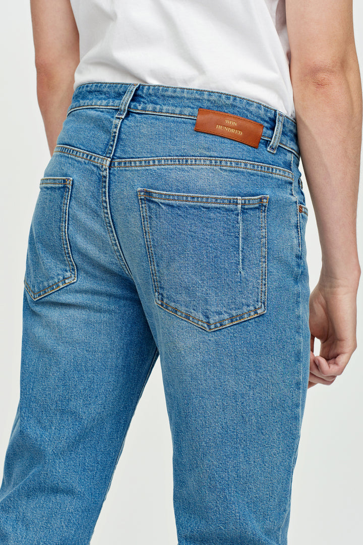 Won Hundred Men Shady B Jeans Jeans True Blue 6
