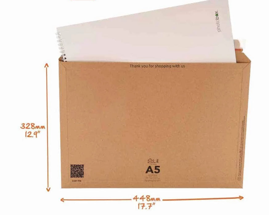 A3 sized cardboard envelopes sold in Australia