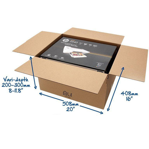 K20 Single Walled Cardboard Box