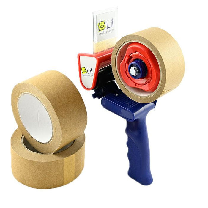 kraft paper eco friendly biodegradable sellotape