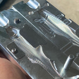 4.1 Inch Epic PreyBait Hand Injection Mold