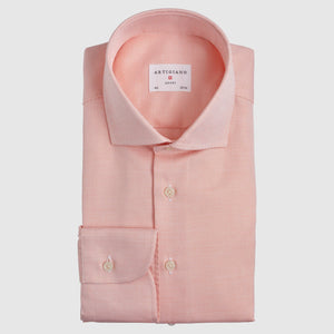 Classic Fit Orange Oxford