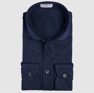 Polo Classic Fit Navy Pique