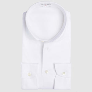 Polo Classic Fit White Pique
