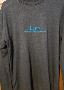 Long Sleeve: Latin Dances