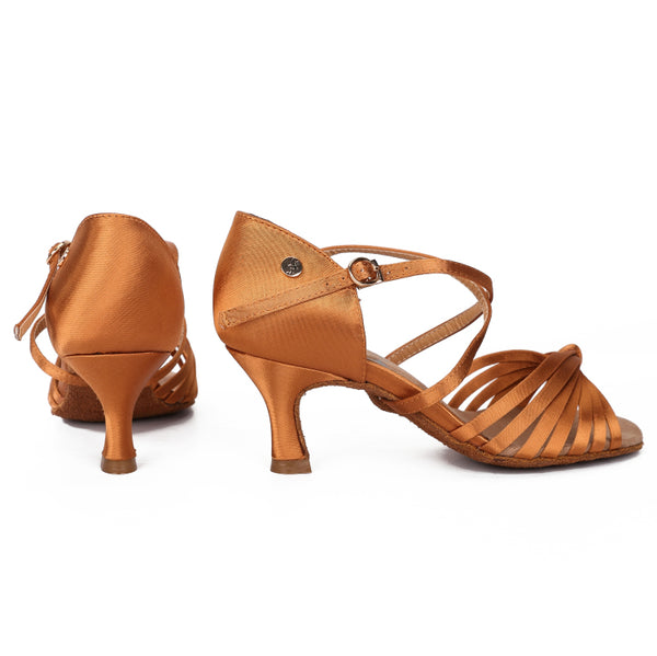 ADS Japan Women's Knot Latin Shoes