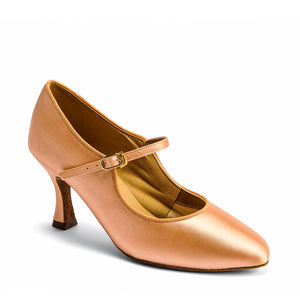 DanSport Women's Ballroom Shoes with Strap