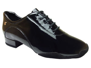 ADS Japan Patent Super Cushion Split-Sole Men's Ballroom Shoes