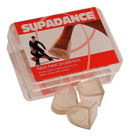 Supadance Flare Heel Guards