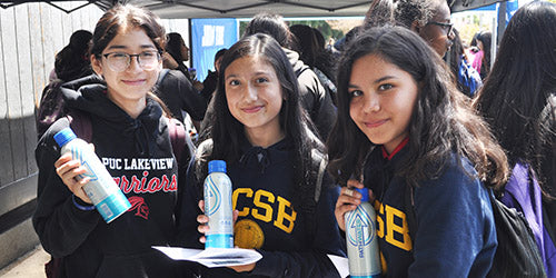 Case Study: How to Ban Single-use Plastic Bottled Water on School Campuses