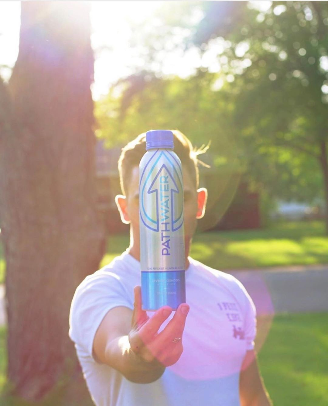 When is it Time to Recycle Your Aluminum Reusable PATHWATER Bottle?