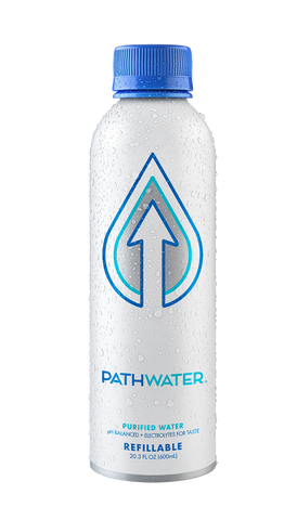 Achievements in Accessibility - PATHWATER Reusable Bottled Water for ALL