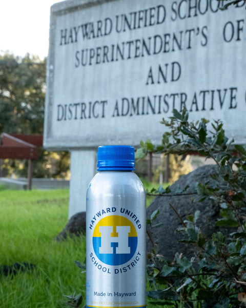 HUSD Joins the Refill Revolution with PATHWATER