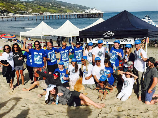 JOIN A PATHWATER BEACH CLEANUP