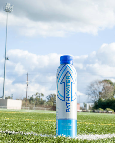 Keep your PATHWATER bottle for years with proper washing and care