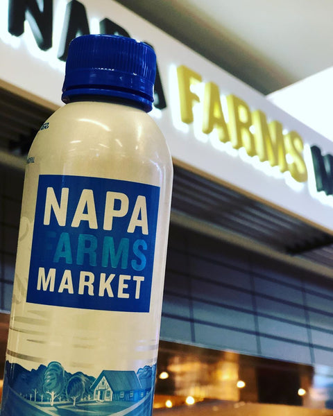 Napa Farms Joins the Refill Revolution with PATHWATER