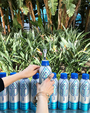 Skip the plastic packaging when needing to hydrate | PATHWATER