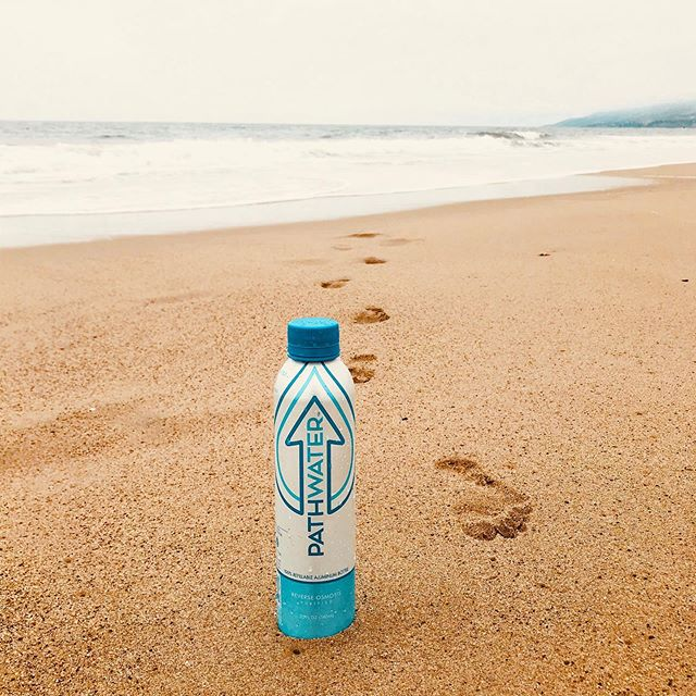 PATHWATER | the only bottled water that's carbon positive