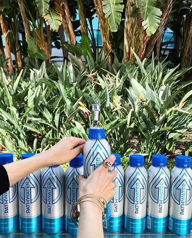 Stop buying single-use plastic bottles | PATHWATER