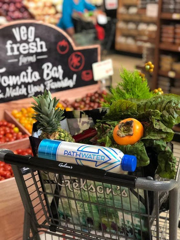 Sustainable and locally sourced foods | PATHWATER