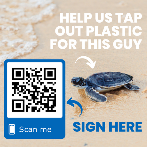 Tap Out Plastic | PATHWATER