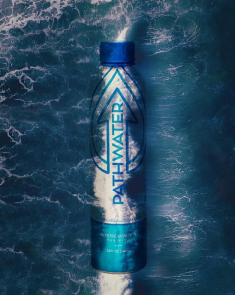 Ditch the Single-Use Plastic Bottle | PATHWATER
