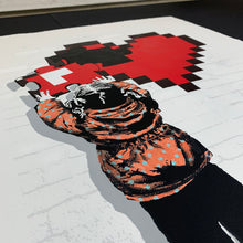 Load image into Gallery viewer, The Missing Piece - 8-bit Heart