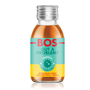 Rooibos Probiotic Shots - 1 x case of 10 units