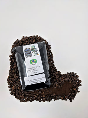 Brazil - Zombie Killer Coffee Company