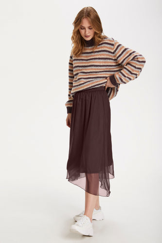 Saint Tropez Skirt Huckleberry