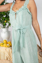 Load image into Gallery viewer, Sundress- Nuage Marbella Pool Jumpsuit