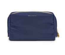 Load image into Gallery viewer, Estella Bartlett Toiletries Bag- Navy